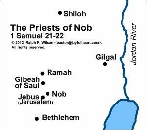 Map of Nob