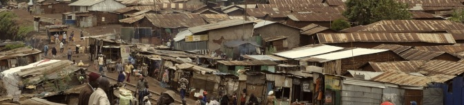 Kibera: There Was Only a Door