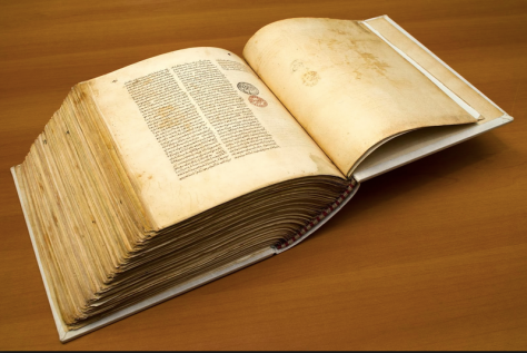 Codex Vaticanus ... also not portable!