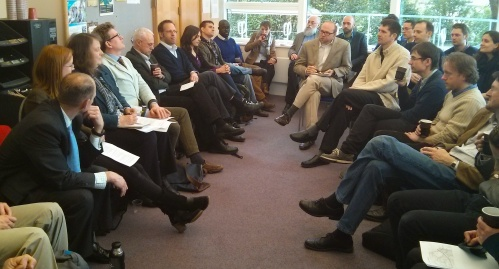 "Faculty panel on ""The Future of Biblical Studies in a Cross-Disciplinary World"""