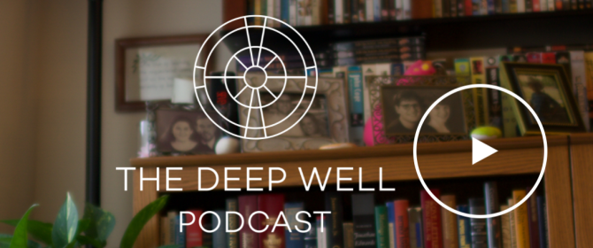 """Divine Intrusion"" on the Deep Well Podcast"