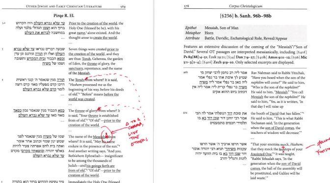 The Making of Corpus Christologicum